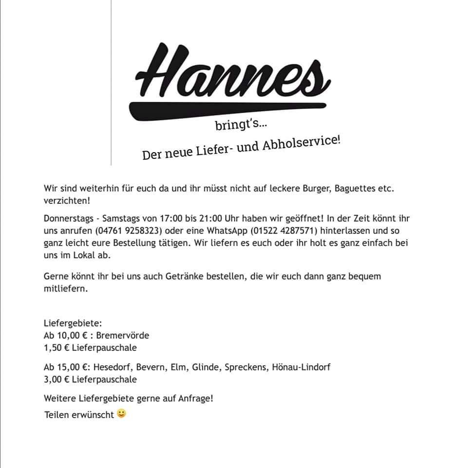 Hannes Bremervörde